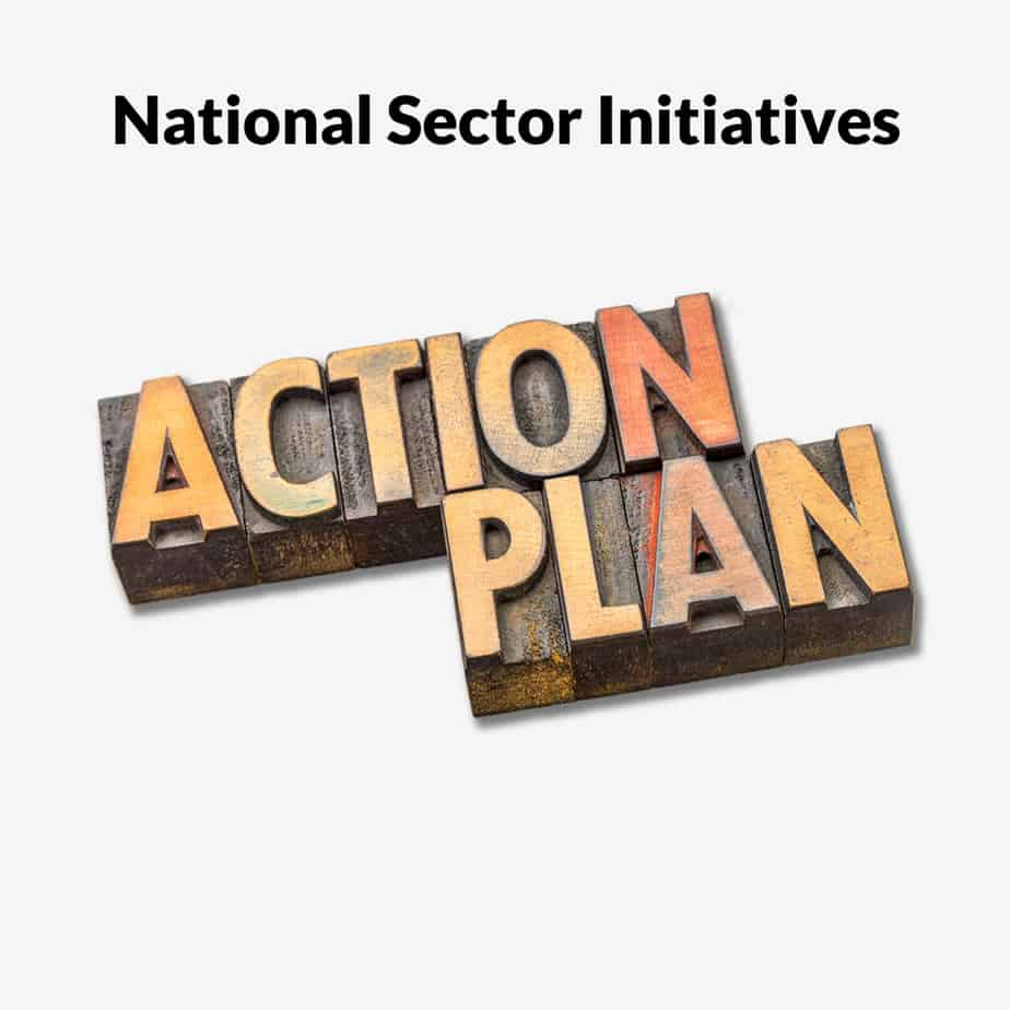 National Sector Initiatives