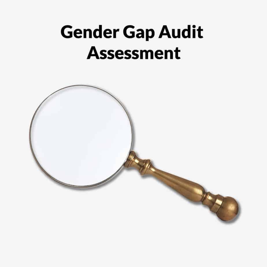 Gender Gap Audit Assessment