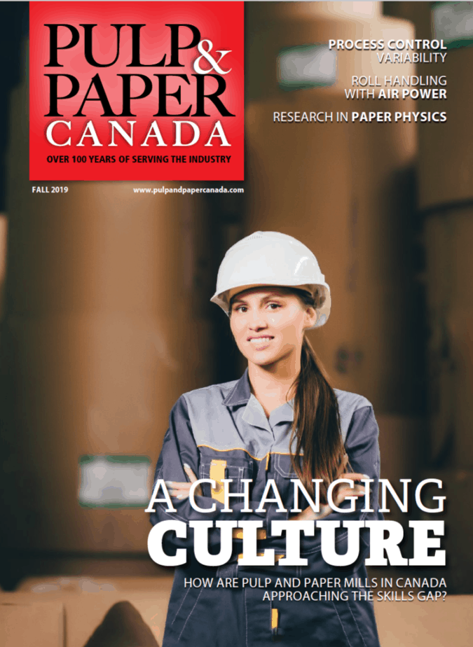 Cover Image for Pulp and Paper Canada.